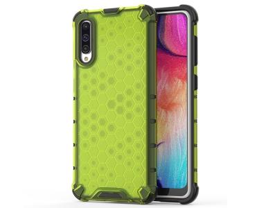 Силиконов Гръб Shock Absorber за Samsung Galaxy A50/ Galaxy A30s, Зелен