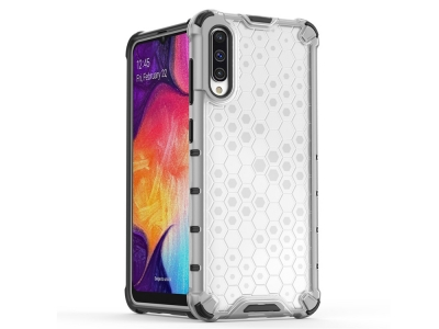 Силиконов Гръб Shock Absorber за Samsung Galaxy A50/ Galaxy A30s, Бял