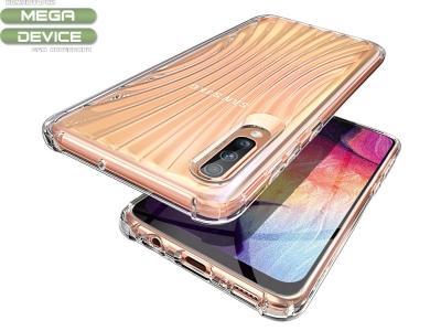 Силиконов калъф Wave Shock-proof за Samsung Galaxy A50/ Galaxy A30s, Прозрачен