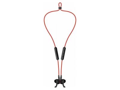 Оригинални Слушалки Huawei AM61 Bluetooth Stereo Sport , Черен/ Червен
