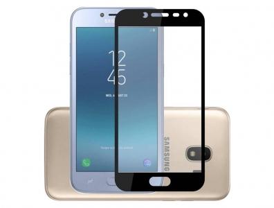 Стъклен Протектор 3D - Samsung Galaxy J7 Duo - Black