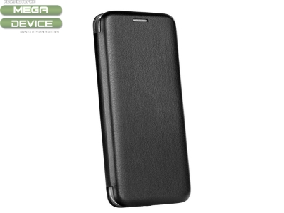 Калъф Тефтер Elegance за Huawei P30 Lite, Черен