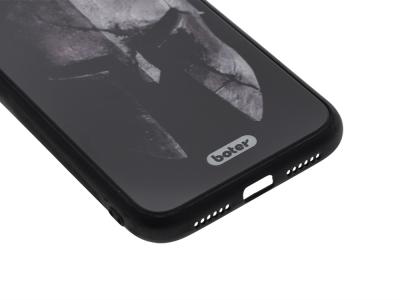 Пластмасов Гръб Glass Boter за iPhone X/ XS, Войн