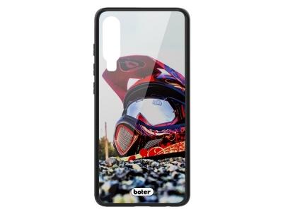 Пластмасов Гръб Glass Boter за Huawei P30, Каска