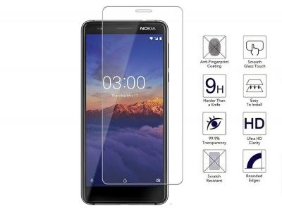 Стъклен протектор 3D Full - Nokia 6 - Transparent