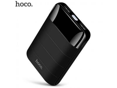 Power Bank HOCO 10000mAh LCD Domon B29 Black