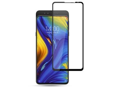 Стъклен протектор 3D Full за Xiaomi Mi Mix 3 / Mix 3 5G, Черен