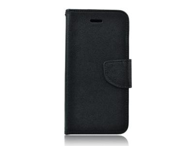 Калъф Тефтер Telone Fancy Case Samsung Galaxy J7 (2017) J730F Black