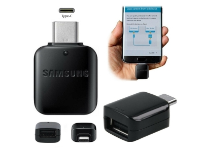 Преходник Samsung OTG Type C (ee-un930)