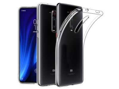Силиконов гръб за Xiaomi Redmi K20/ Xiaomi Mi 9T/ Xiaomi K20 Pro/ Xiaomi Mi 9T Pro, Прозрачен
