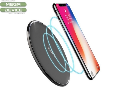 Wireless Charger HOCO Homey 1A CW6 Black