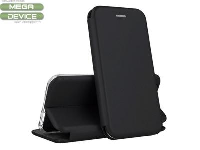 Калъф Тефтер ELEGANCE за Samsung Galaxy S8 (G950), Черен