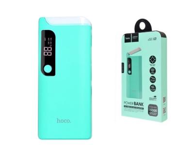 Универсална Външна Батерия Hoco 15000 mAh PS B27, Син