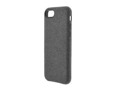 Пластмасов Гръб Texture за iPhone 7/  iPhone 8, Сив