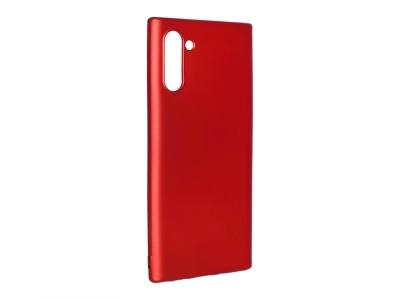 Силиконов Гръб Level за Samsung Galaxy Note 10, Червен