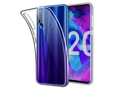 Силиконов гръб 0.5mm за Huawei Honor 20 Lite, Прозрачен