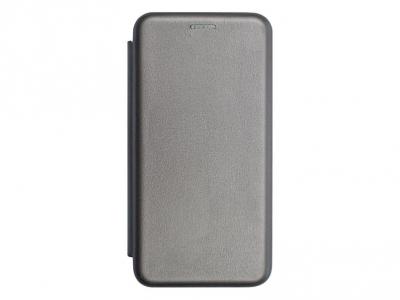 Калъф Тефтер ELEGANCE за Samsung Galaxy A70, Сив