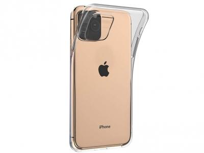 Силиконов гръб 0.5mm за iPhone 11 Pro (5.8), Прозрачен