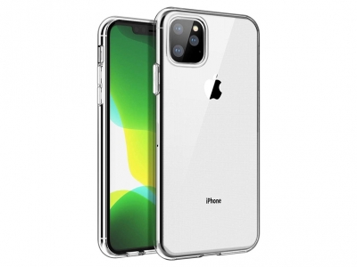 Силиконов гръб за iPhone 11 Pro (5.8), Прозрачен
