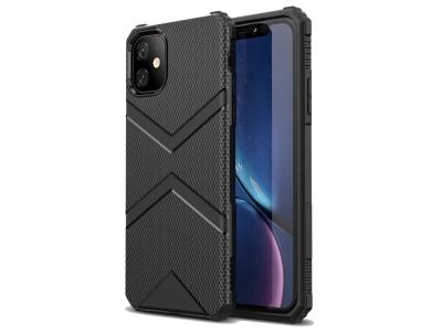Удароустойчив Гръб Shield за iPhone 11 (6.1), Черен