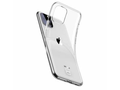 Силиконов Гръб BASEUS за iPhone 11 (6.1) (2019), Прозрачен
