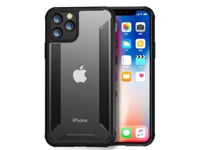 Калъф гръб PC+TPU Casing - iPhone 11 6.1 inch - Black