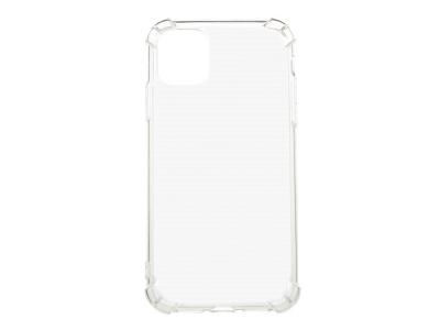 Силиконов гръб Anti Shock 0,5mm за iPhone 11 (6.1) , Прозрачен