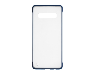 Пластмасов гръб C039 за Samsung Galaxy S10 (G973), Син