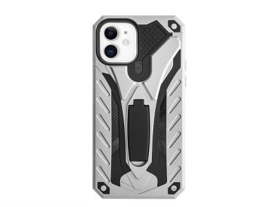 Удароустойчив калъф гръб PHANTOM - iPhone 11 Grey