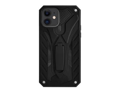 Удароустойчив калъф гръб PHANTOM - iPhone 11 Black