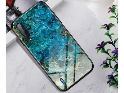 Стъклен Гръб Glass за  Xiaomi Mi A3, Нефрит
