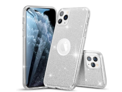 Удароустойчив Гръб SHINING за IPhone 11 Pro, Сребрист