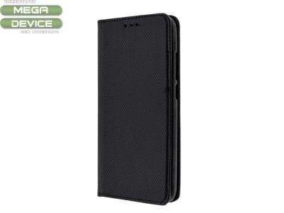 Калъф тефтер Smart Book за Xiaomi Redmi Note 7, Черен