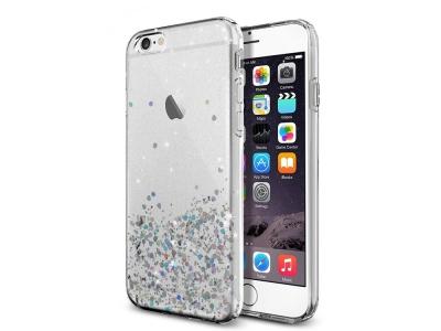 Силиконов Гръб Vennus Brillliant за iPhone 6 , Прозрачен