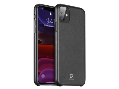 Пластмасов Гръб DUX DUCIS за iPhone 11 (6.1), Черен