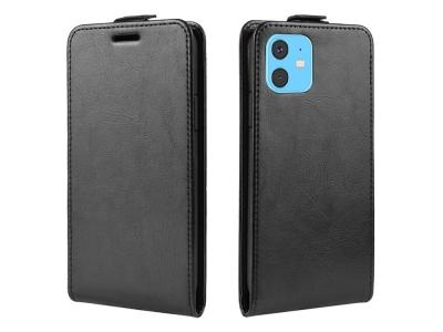 Калъф Тефтер Vertical Flip -  iPhone 11 6.1 inch (2019) - Black