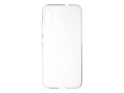 Силиконов Гръб за Motorola Moto E6 Plus, Прозрачен