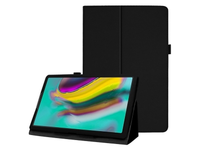 Калъф Тефтер за Таблет Samsung Galaxy Tab S5e SM-T720, Черен