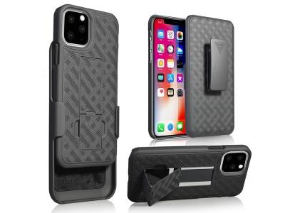 Пластмасов Калъф Clip за iPhone 11 Pro (5.8), Черен
