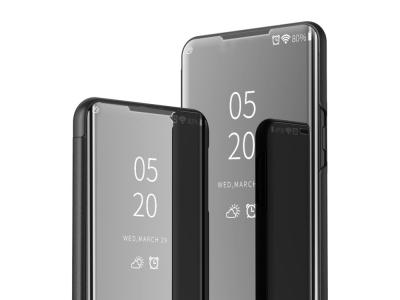 Калъф Тефтер View Window за iPhone 11 (6.1), Черен