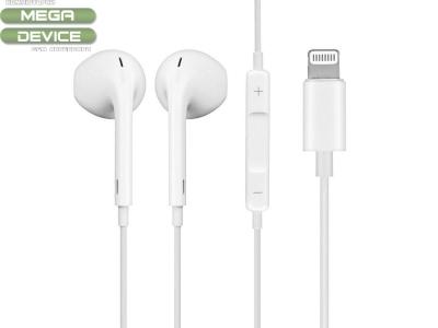 Оригинални Слушалки Apple Lightining MMTN2AM/A iPhone 7/7+/8/8+ EU Blister