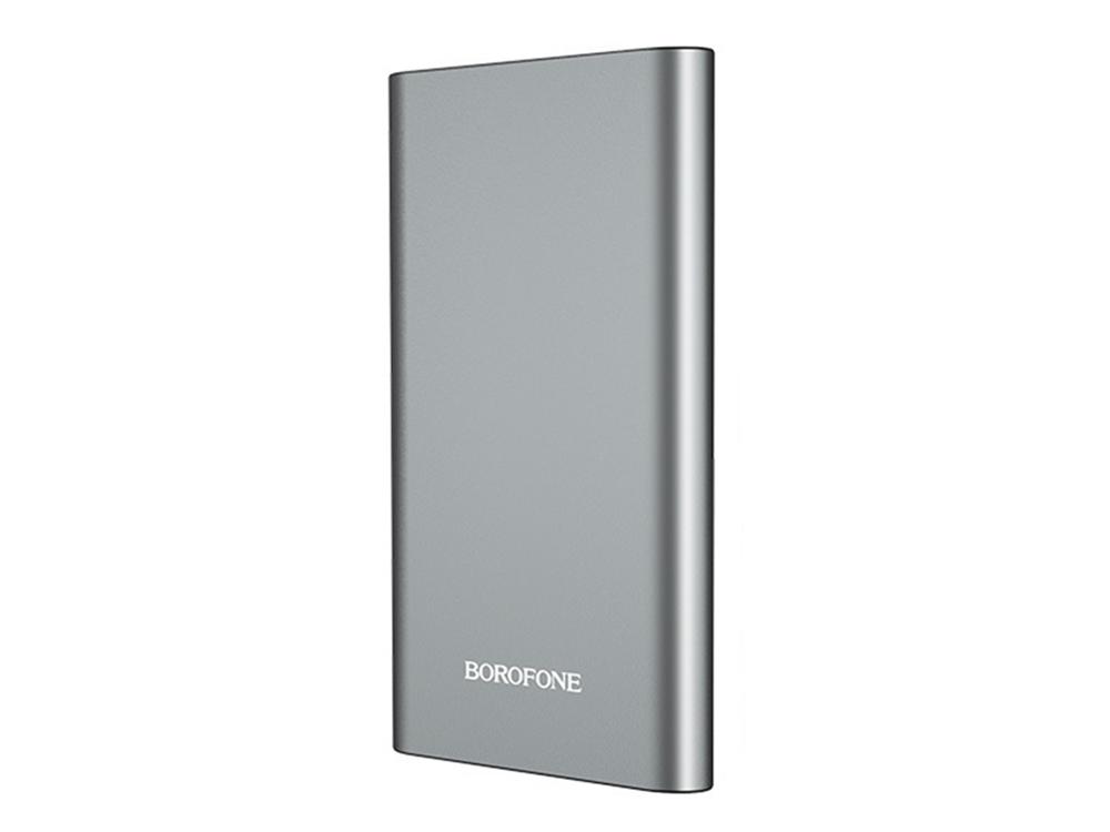 Универсална Външна Батерия Borofone BT19 10 000mAh, Сив
