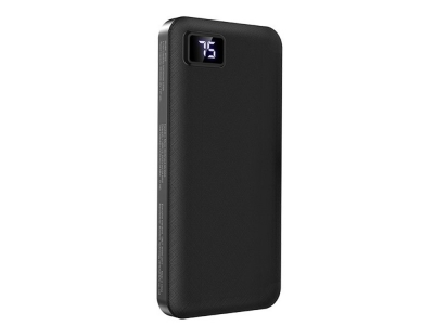 Универсална Външна Батерия Borofone 10 000mAh BT22, Черен