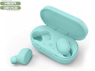 Слушалки M1 TWS Wireless Bluetooth 5.0 Earphone Stereo Handsfree Earbuds Headset With Mic, Син