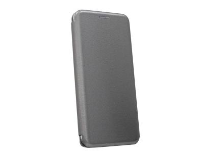 Калъф Тефтер ELEGANCE - Samsung Galaxy S10 Plus - Grey