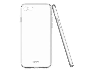 Силиконов гръб Jelly Roar за iPhone 7 / iPhone 8 , Прозрачен