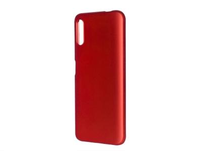 Силиконов Гръб Level за Huawei Honor 9X / P Smart Pro (2019), Червен