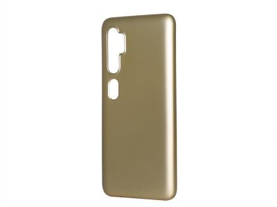 Силиконов гръб Level за Xiaomi Redmi Note 10, Златист
