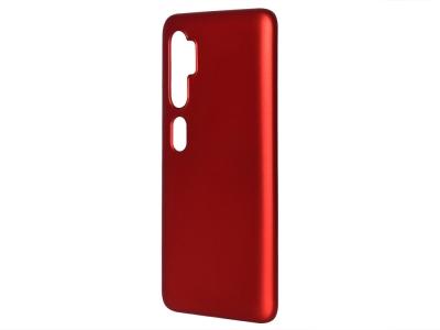 Силиконов гръб Level за Xiaomi Redmi Note 10, Червен