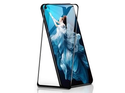 Стъклен Протектор 5D Full Glue - Huawei Honor 20 / Nova 5T- Black